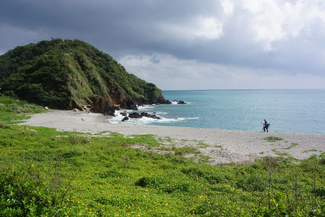Neipi Beach, Su'ao, Taiwan