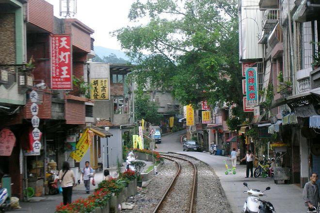 Ping Hsi Branch Railway Line, Pingxi, Taiwan