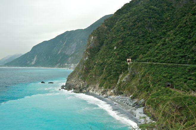 Ch'ing-shui Cliff, Xiulin, Taiwan