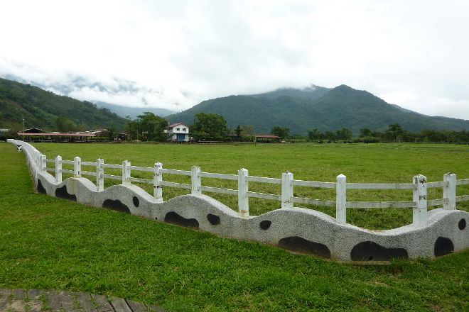Ruisui Ranch, Ruisui, Taiwan