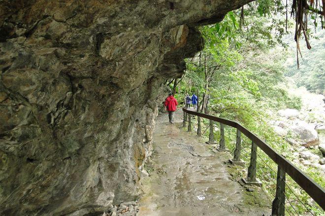 Shakadang Trail, Xiulin, Taiwan
