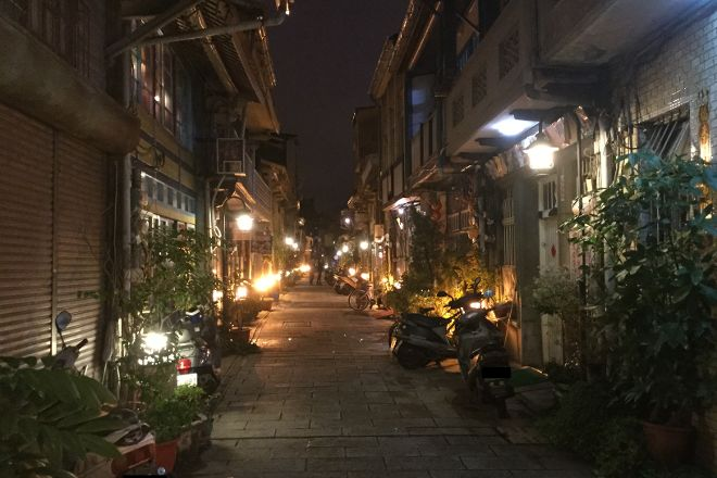 Shennong Street, West Central District, Taiwan