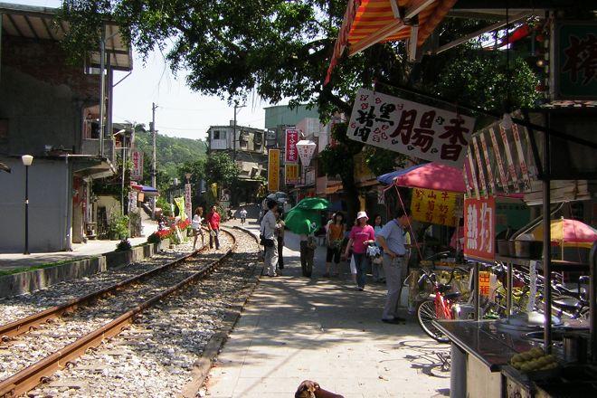 Shifen Old Street, Pingxi, Taiwan