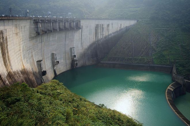 Shimen Reservoir, Daxi, Taiwan