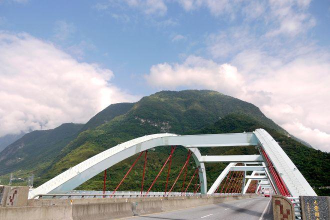 Su-Hua Highway, Xiulin, Taiwan
