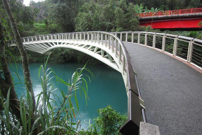 Sun Moon Lake Bikeway, Yuchi, Taiwan