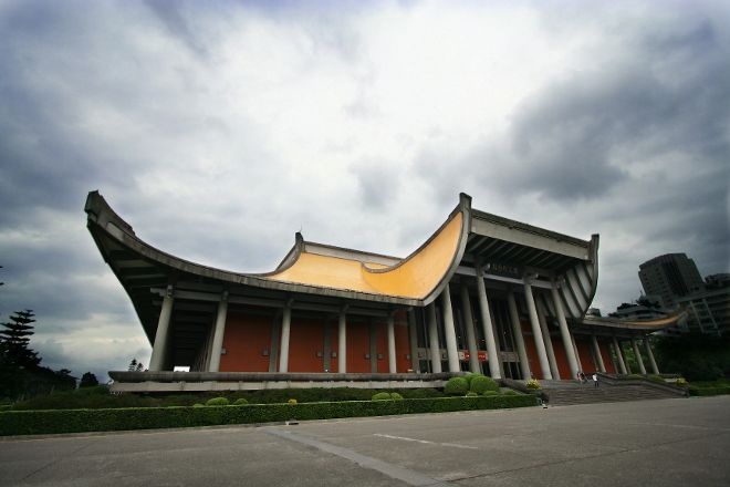 National Dr. Sun Yat-sen Memorial Hall, Xinyi District, Taiwan