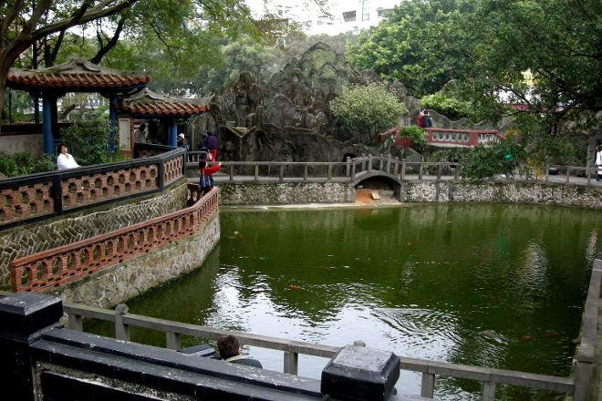 The Lin Family Mansion and Garden, Banqiao, Taiwan