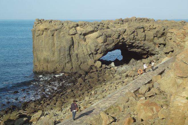Whale Cave, Xiyu, Taiwan