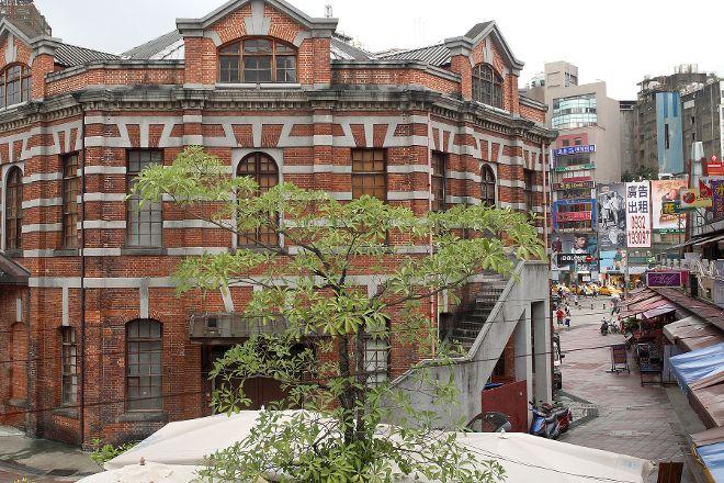 Ximen Red House - Ximending, Wanhua, Taiwan