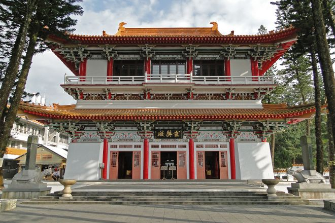 Xuanguang Temple, Yuchi, Taiwan