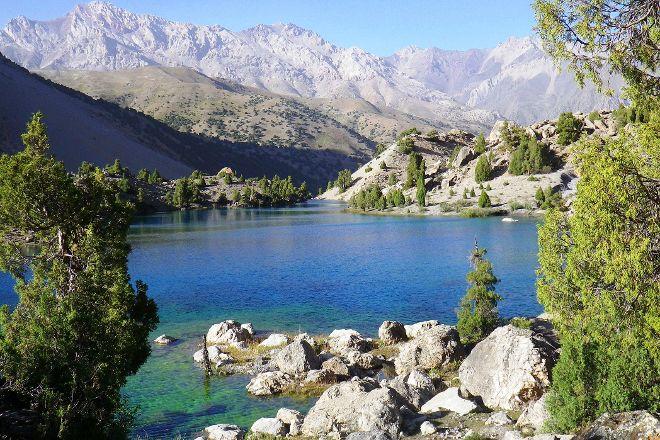 Alauddin Lakes, Du-Oba, Tajikistan