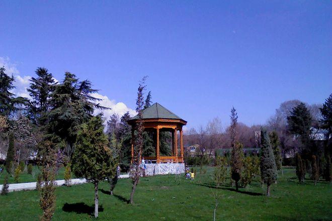 Botanical Garden and Zoo, Dushanbe, Tajikistan