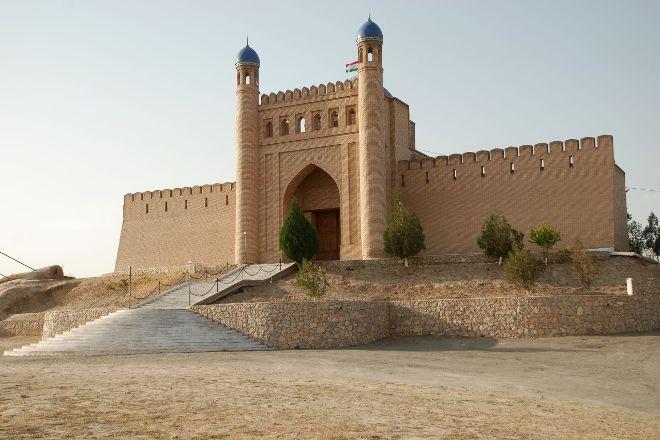 Fortress Mug Teppe, Istaravshan, Tajikistan