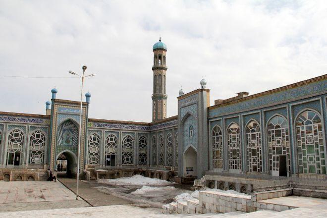 Haji Yaqub Mosque, Dushanbe, Tajikistan