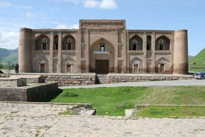 Hisor HIstorical and Cultural Preserve, Hisor, Tajikistan