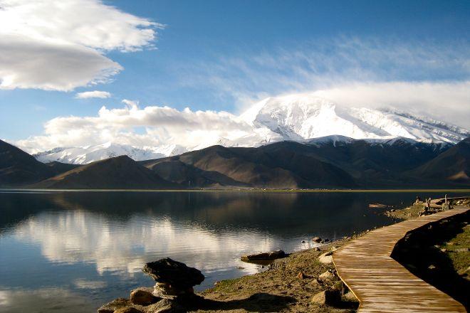 Lake Karakul, Khorog, Tajikistan