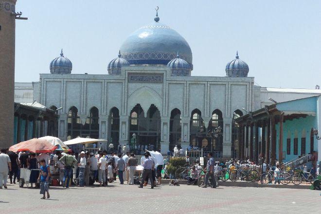Masjidi Jami Mosque, Khujand, Tajikistan