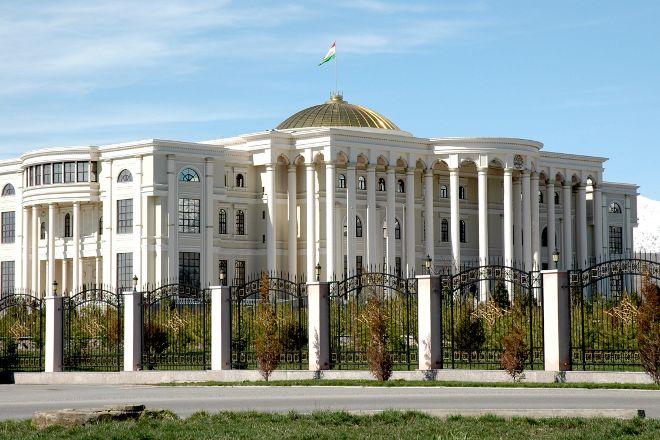 Palace of the Nation, Dushanbe, Tajikistan