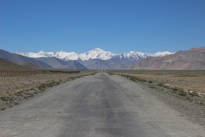 Pamir Highway, Dushanbe, Tajikistan