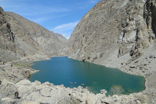Seven Lakes, Marguzor, Tajikistan