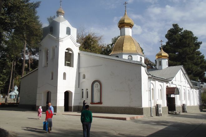 St.Nicholas Orthodox Church, Dushanbe, Tajikistan