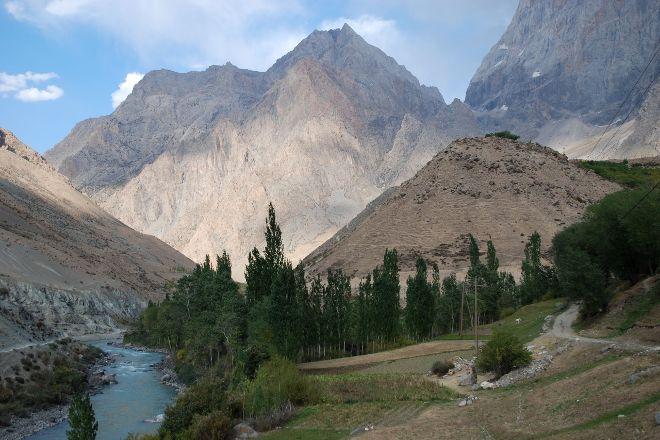 Yagnob Valley, Dushanbe, Tajikistan