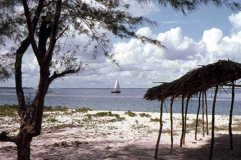 Bongoyo Island, Dar es Salaam, Tanzania