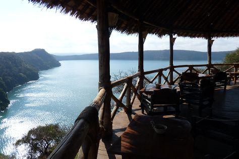 Lake Chala, Moshi, Tanzania