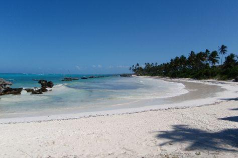 Matemwe Beach, Matemwe, Tanzania
