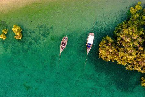 Mbudya Island, Dar es Salaam, Tanzania