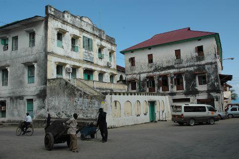 Stone Town, Zanzibar City, Tanzania