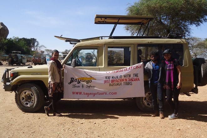 Bayango Tours & Safaris, Moshi, Tanzania