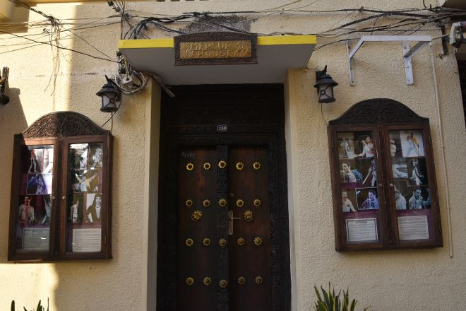 Freddie Mercury Museum, Stone Town, Tanzania