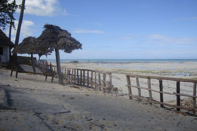Jambiani Beach, Jambiani, Tanzania