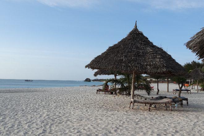 Kendwa Beach, Kendwa, Tanzania