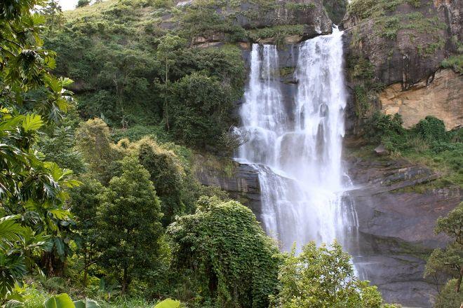 Kinole Waterfall, Morogoro, Tanzania