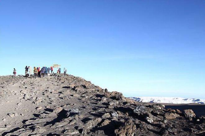 Let's View Tanzania, Kilimanjaro National Park, Tanzania