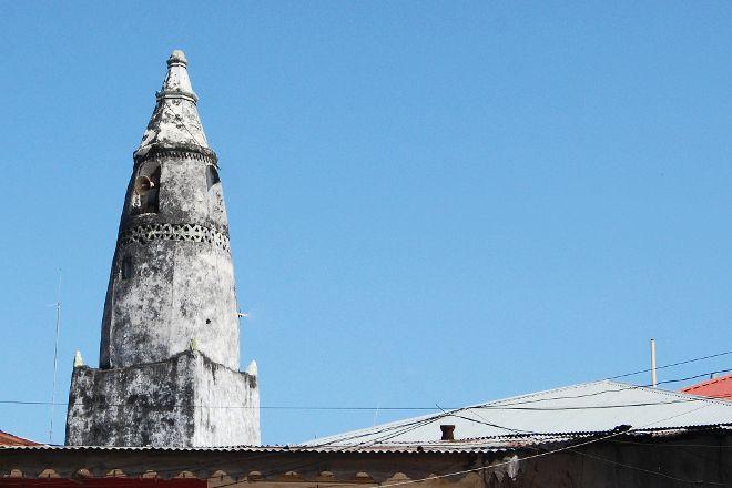 Malindi Mosque, Stone Town, Tanzania