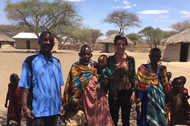 Meleji Maasai Tanzania, Monduli, Tanzania