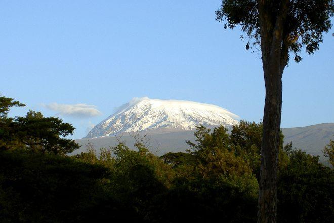 Mount Kibo, Kilimanjaro National Park, Tanzania