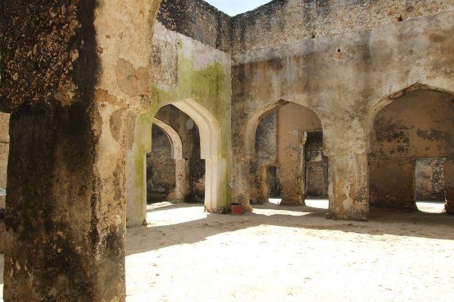 Mtoni Palace Ruins, Zanzibar Island, Tanzania