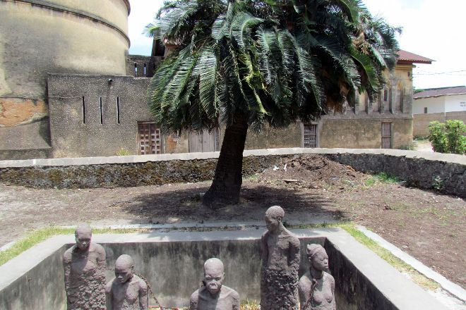 Old Slave Market/Anglican Cathedral, Stone Town, Tanzania