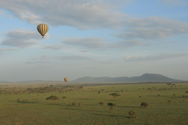 Serengeti Balloon Safaris, Serengeti National Park, Tanzania