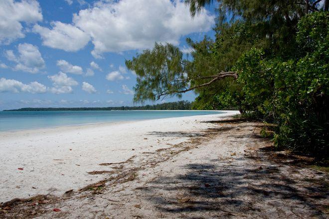 Vumawimbi Beach, Pemba Island, Tanzania
