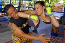 AoNang Cliff Beach Resort Fitness Club, Ao Nang, Thailand