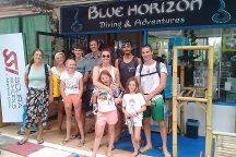 Blue Horizon Diving and Adventures, Ko Pha Ngan, Thailand