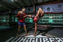 Luktupfah Muay Thai, Bangkok, Thailand