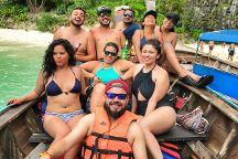 Phi Phi Island Boat Tours, Ko Phi Phi Don, Thailand