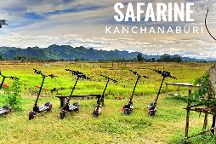 Safarine Tours, Kanchanaburi, Thailand